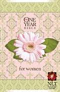 Bible NLT One Year Bible For Women