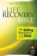 Life Recovery Bible-NLT-Personal Size