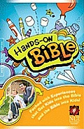 Hands-On Bible-NLT-Children Cover