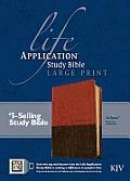 Life Application Study Bible-KJV-Large Print