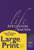 Life Application Study Bible-NKJV-Large Print