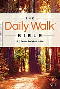Daily Walk Bible-NLT: Explore God's Path to Life