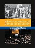 Gale encyclopedia of world history; government; 2v