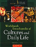 Worldmark Encyclopedia of Cultures & Daily Life 2nd Edition Volume 3 Asia