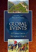 Global Events: Milestone Events Throughout History: 6 Volume Set (Global Events)