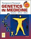 Thompson & Thompson : Genetics in Medicine (7TH 07 - Old Edition)
