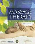 Massage Therapy Principles & Practice with DVD