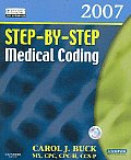 Step-by-step Medical Coding 2007 - With Workbook (07 - Old Edition)