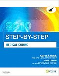Step-By-Step Medical Coding (Step-By-Step Medical Coding) Cover