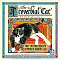 Proverbial Cat Cover