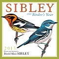 Sibley: The Birder's Year Cover