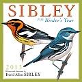Cal13 Sibley The Birders Year