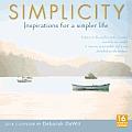 Cal14 Simplicity