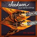 Jackson Heavy Metal Guitars