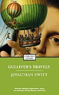 Gulliver's Travels and a Modest Proposal (Enriched Classics) Cover