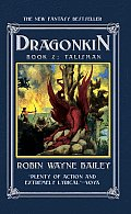 Dragonkin #01: Dragonkin, Book 2: Talisman by Robin Bailey