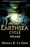 Tehanu: Book Four of Earthsea (Earthsea #04) Cover