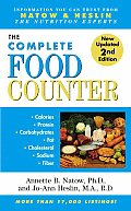 Complete Food Counter 2ND Edition