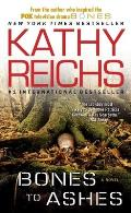 Bones to Ashes (Temperance Brennan Novels) Cover