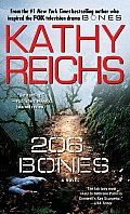 206 Bones: A Temperance Brennan Novel