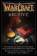 The Warcraft Archive Cover