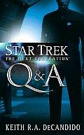 Q&A Star Trek The Next Generation