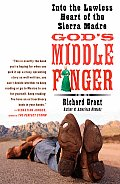 God's Middle Finger: Into the Lawless Heart of the Sierra Madre Cover