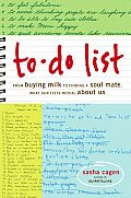 To Do List From Buying Milk to Finding a Soul Mate What Our Lists Reveal about Us