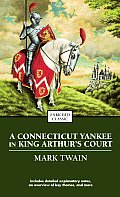 A Connecticut Yankee in King Arthur's Court (Enriched Classics) Cover