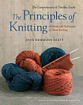 The Principles of Knitting: Methods and Techniques of Hand Knitting Cover