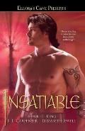 Insatiable (Ellora's Cave Presents) Cover