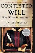 Contested Will : Who Wrote Shakespeare? (11 Edition) Cover