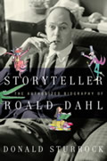 Storyteller The Authorized Biography of Roald Dahl