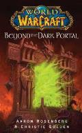 Beyond the Dark Portal (World of Warcraft) Cover