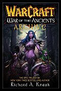 The Warcraft: War of the Ancients Archive Cover