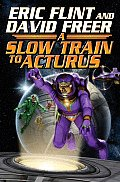 Slow Train to Arcturus Cover