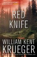 Red Knife (Cork O'Connor Mysteries) Cover