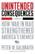 Unintended Consequences: How War in Iraq Strengthened America's Enemies