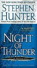 Night of Thunder (Bob Lee Swagger Novels) Cover