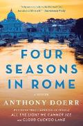 Four Seasons in Rome: On Twins, Insomnia, and the Biggest Funeral in the History of the World Cover