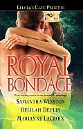 Royal Bondage (Ellora's Cave) Cover