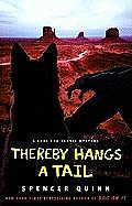 Thereby Hangs a Tail (Chet and Bernie Mysteries) Cover