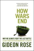 How Wars End (12 Edition) Cover