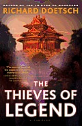 The Thieves of Legend: A Thriller Cover