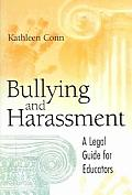 Bullying & Harassment A Legal Guide for Educators