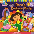 Dora the Explorer 8x8 #15: Dora's Costume Party! Cover