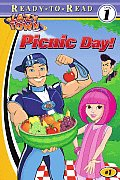 Picnic Day! (Ready-To-Read)