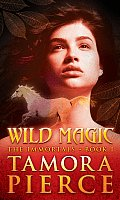 Wild Magic (Immortals #01) Cover