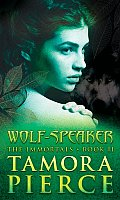 Wolf-Speaker (Immortals #02) Cover