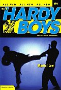 Hardy Boys: Undercover Brothers #09: Martial Law Cover